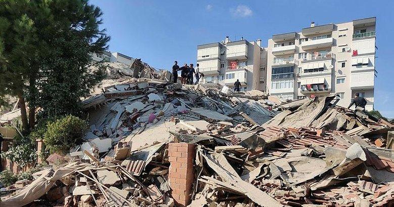 İçişleri Bakanı Soylu'dan İzmir depremi açıklaması