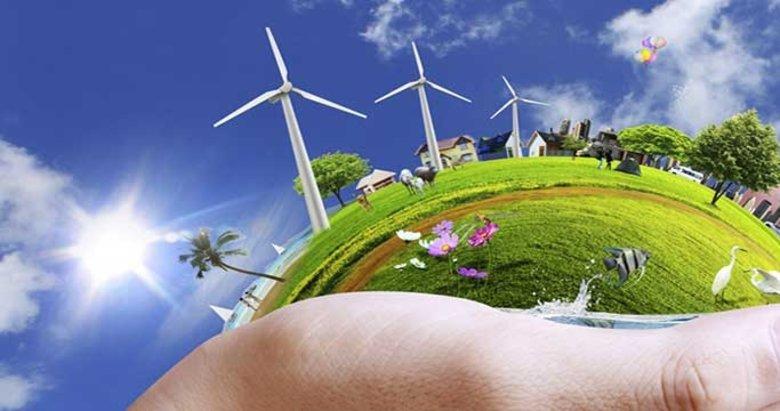 Yenilenebilir enerjide dünyada 12. sıradayız