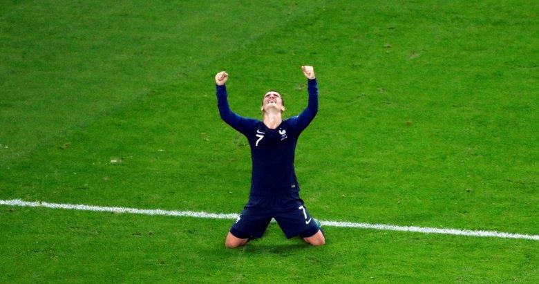 Fransa finalde