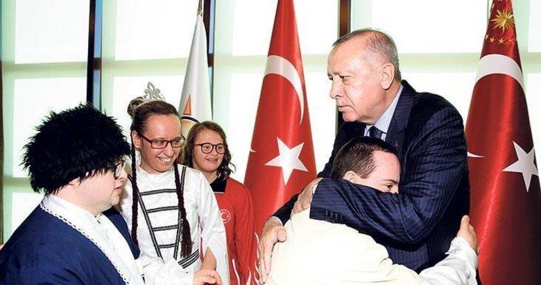 Başkan Erdoğan'dan 3 Aralık Dünya Engelliler Günü mesajı