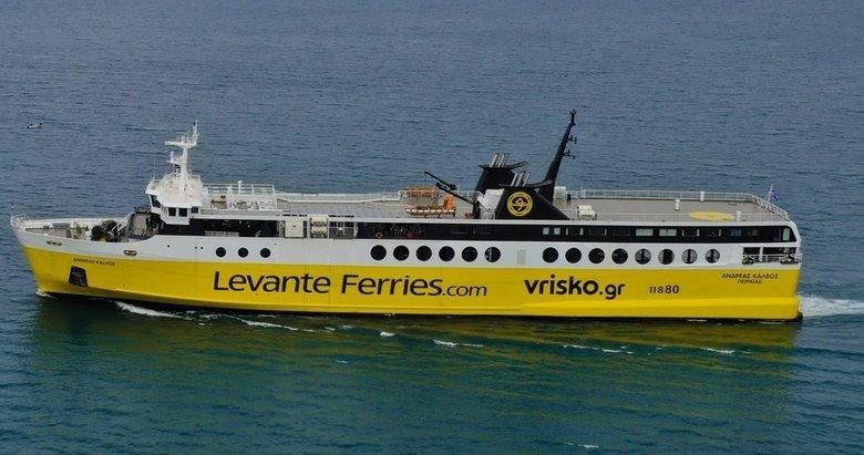 İzmir-Selanik arasında feribot seferleri başlıyor