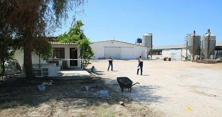 Manisa'da çiftlikteki cinayete 1 tutuklama