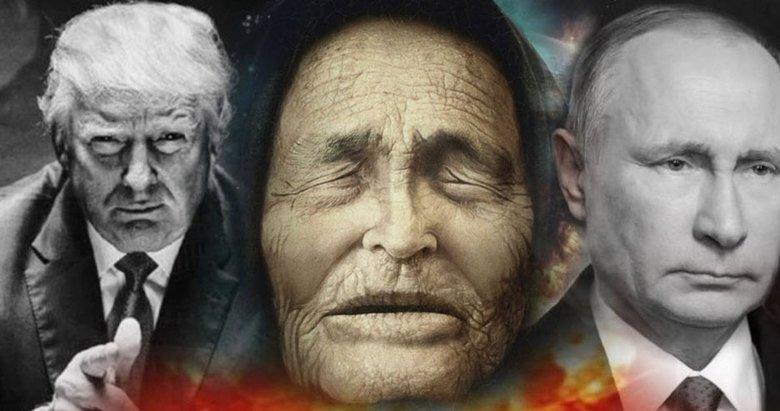 Hitler'in akıl aldığı Baba Vanga'nın 2019 kehanetleri kan dondurdu! Türkiye, suikastler ve felaketler...