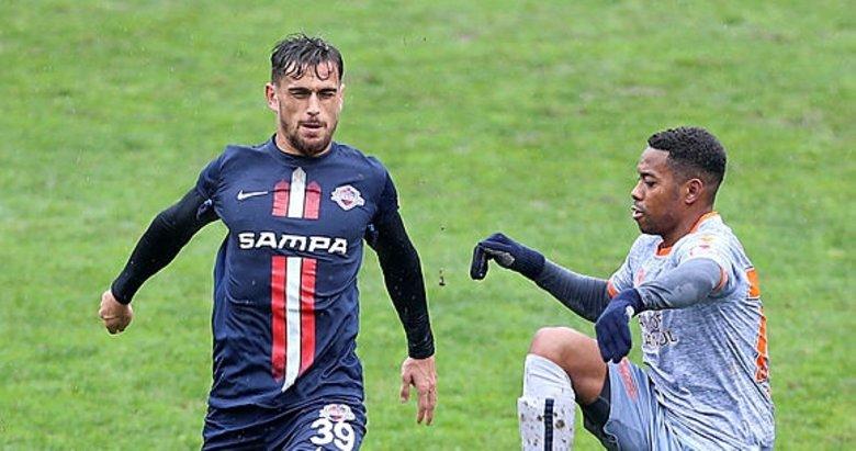 Hekimoğlu Trabzon 0-1 Medipol Başakşehir