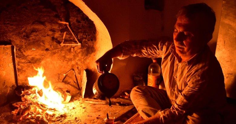 Muğla'da yaşamları 'Taş Devri'nden farksız! Elektrik ve su olmadan yaşıyorlar