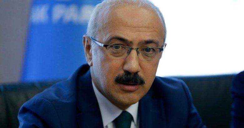 Hazine ve Maliye Bakanı Elvan: Üçüncü çeyrek büyümesinde yurt içi talep artışı etkili oldu