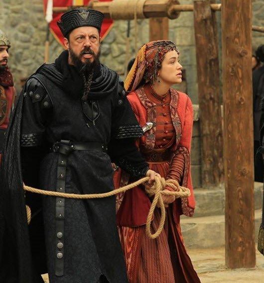 Kuruluş Osman'ın Aygül'ü Buse Arslan hakkındaki gerçekle şaşırttı