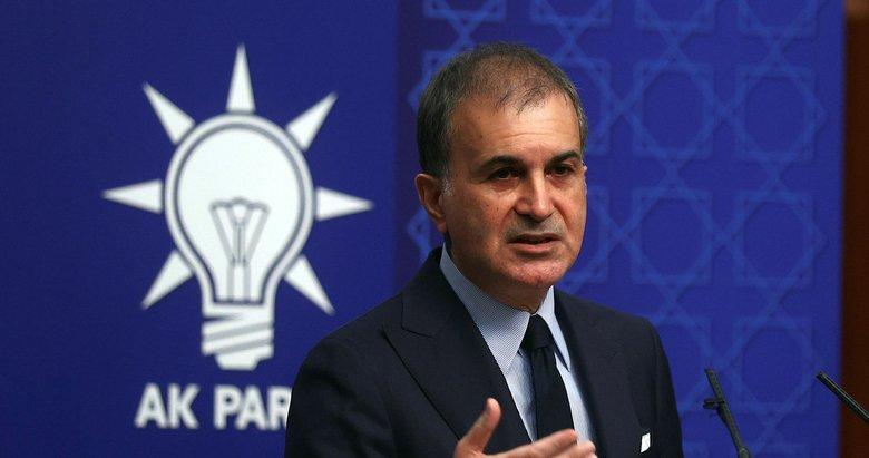 Son dakika:  AK Parti Sözcüsü Ömer Çelik MYK toplantısı sonrasında açıklamalarda bulundu