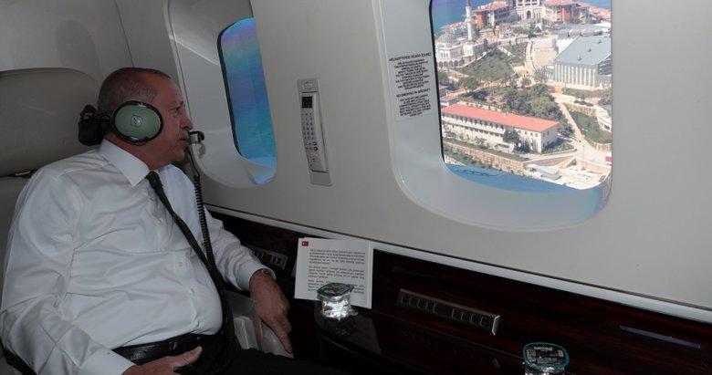 Başkan Erdoğan'dan 'Yassıada' incelemesi