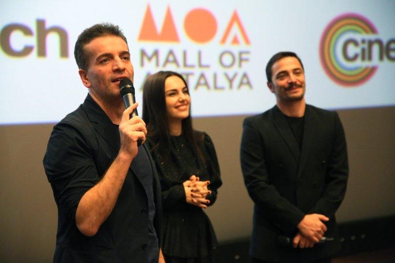 Antalya'da Baba Parası filminin galası yapıldı