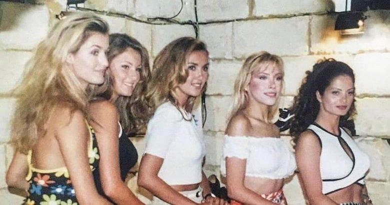 Pınar Altuğ'dan Instagram'ı sallayan paylaşım! Yıllar önceki halini görenler hayrete düştü