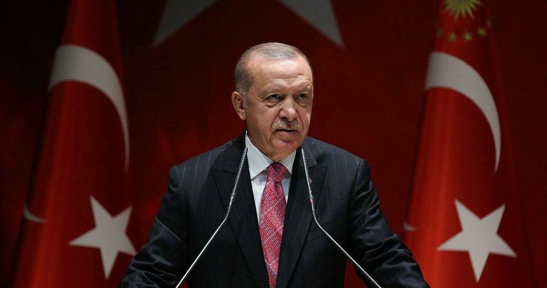 Başkan Erdoğan'dan AK Parti Genişletilmiş İl Başkanları Toplantısı'nda önemli açıklamalar