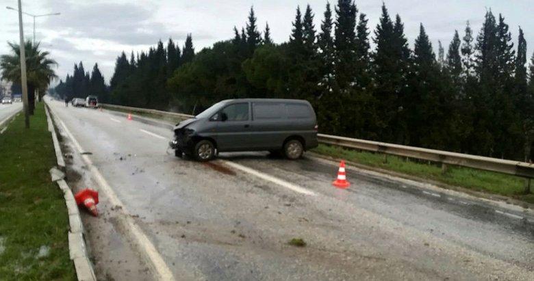 İzmir'de trafik polisi yol güvenliğini sağlarken şehit oldu
