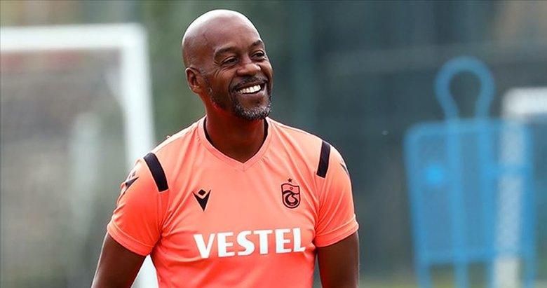 Trabzonspor Teknik Direktörü Newton: Transfer sezonunda iyi iş çıkardık