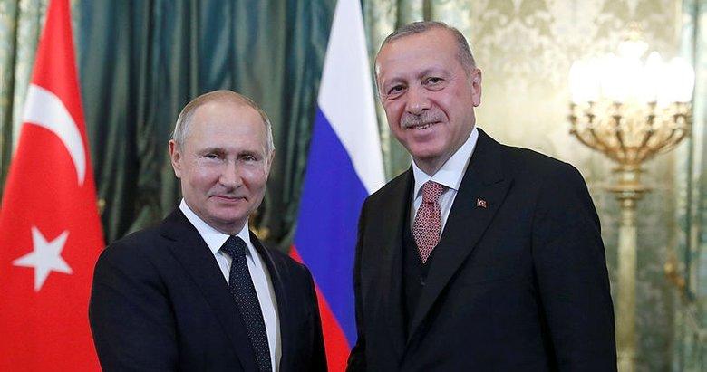 Başkan Erdoğan ile Putin arasında kritik telefon görüşmesi