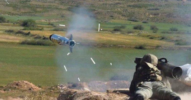 Zeytin Dalı Bölgesi'nde 2 PKK'lı etkisiz hale getirildi
