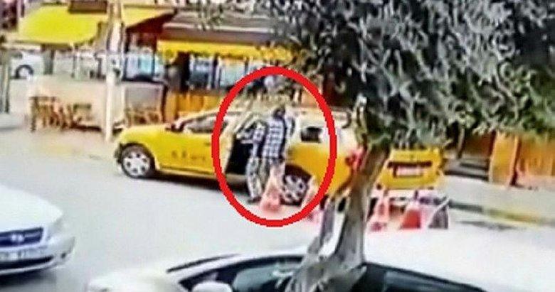 İzmir'de taksi kaçırıp terör estirdi! O kadından pes dedirten savunma