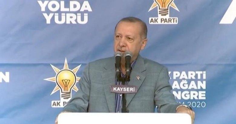 Başkan Erdoğan'dan Macron'a sert sözler: Zihinsel tedaviye ihtiyacı var