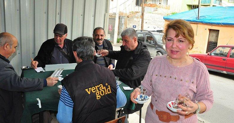 Kahveci Semra önyargıları yıktı