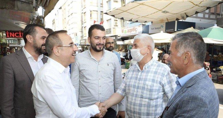 AK Parti'den Tire çıkarması! Başkan Sürekli: Sahada olmaya devam edeceğiz