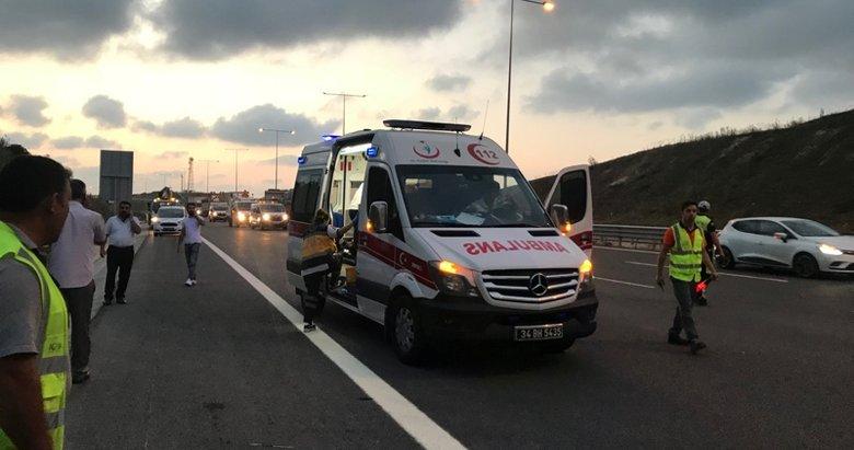 Beykozda trafik kazası: 3 ölü