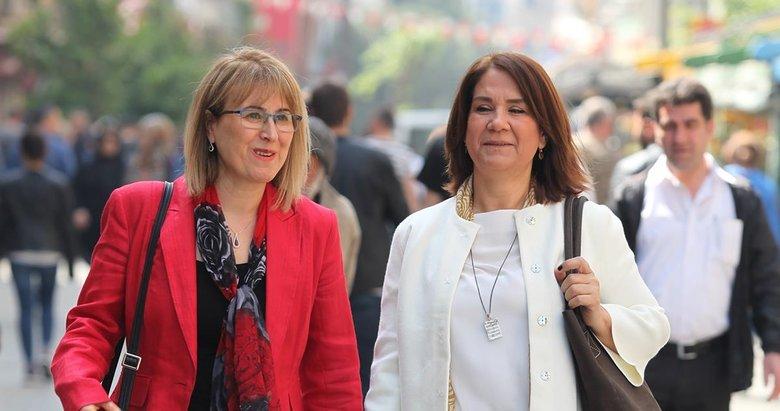 İZTO tarihinde ilk kez iki kadın aynı komiteden meclise girdi