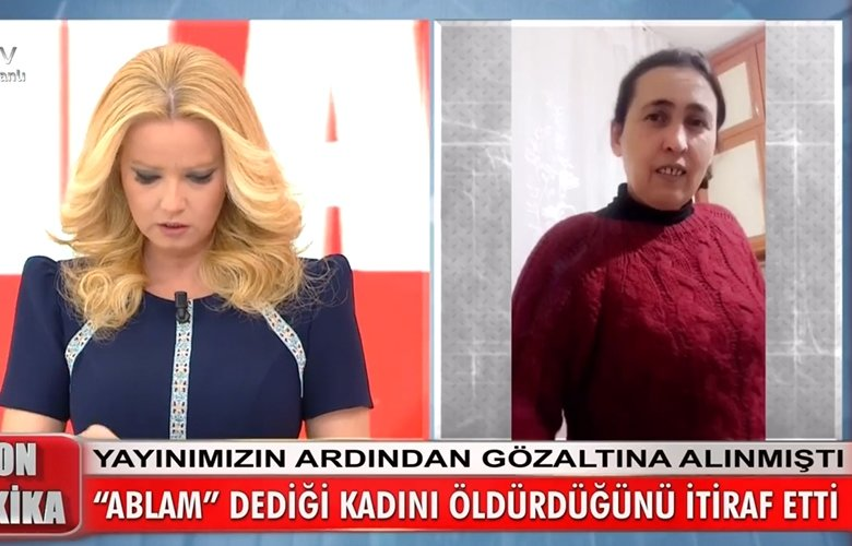 Müge Anlı canlı yayınında Dursiye Sağlam'ın katili açıklandı