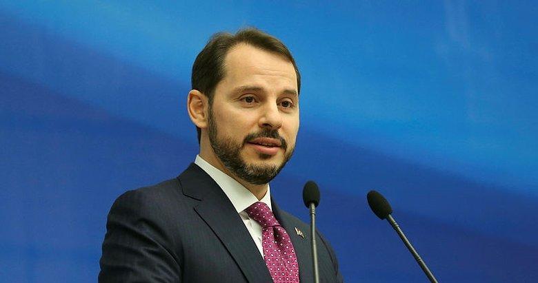 """Hazine ve Maliye Bakanı Berat Albayrak'tan flaş açıklama: """"İş'e Devam Desteği"""" başlatıyoruz!"""