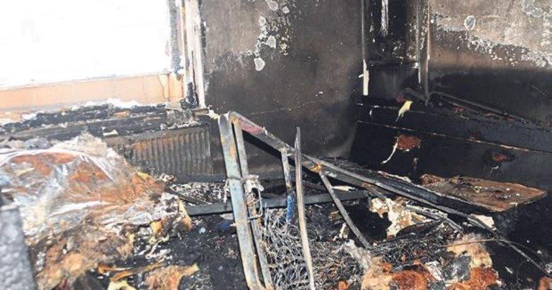 İki kardeş evlerinde çıkan yangında öldü