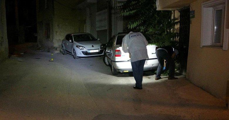 Uşak'ta kanlı gece! Husumetli 2 aile arasında silahlı kavga