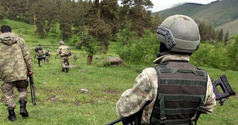 Bitliste 5 PKKlı terörist öldürüldü