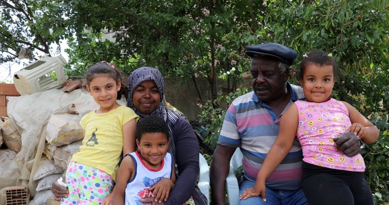 Ege'nin renkli simaları: Afro-Türkler