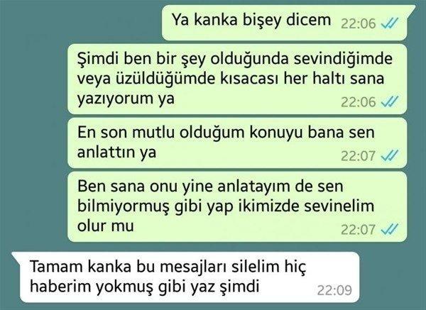 WhatsApp'tan öyle bir mesaj geldi ki Türkiye onları konuştu!