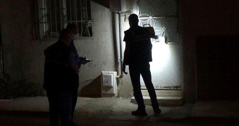 İzmir'de kanlı gece! Mesajdaki adrese gelip, tabanca ile vurdular