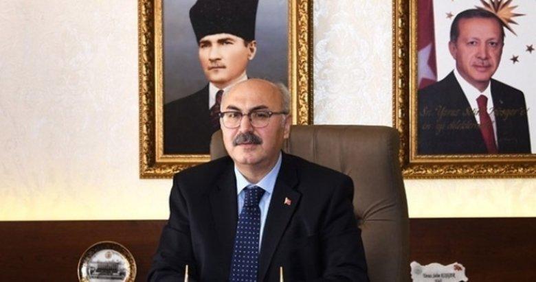 İzmir'in yeni valisi Yavuz Selim Köşger kimdir? Yavuz Selim Köşger kaç  yaşında, nereli?