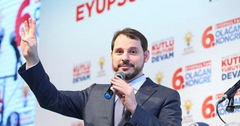 Bakan Albayrak: Türkiyenin Ana Muhalefet sorunu var