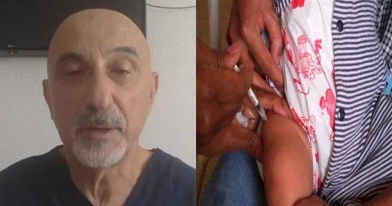 Bakanlıktan İzmir'de 'bebeklere yanlışlıkta koronavirüs aşısı yapıldı' iddiasına soruşturma