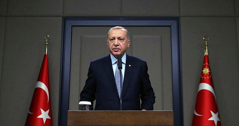 Başkan Erdoğan: Kudüs Müslümanların kutsalıdır