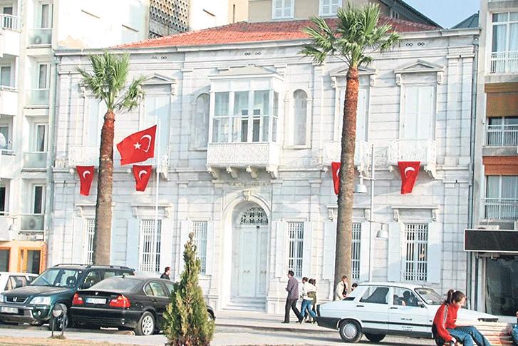 Atatürk'ün hatırası dört bir yanda