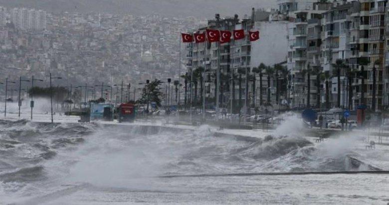 İzmir ve Ege'de hava nasıl olacak?