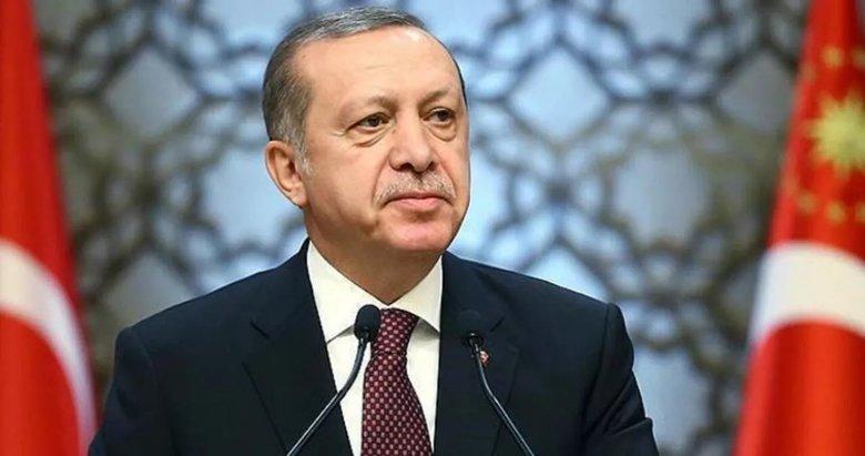 Başkan Erdoğan'dan Millet Bahçesi paylaşımı