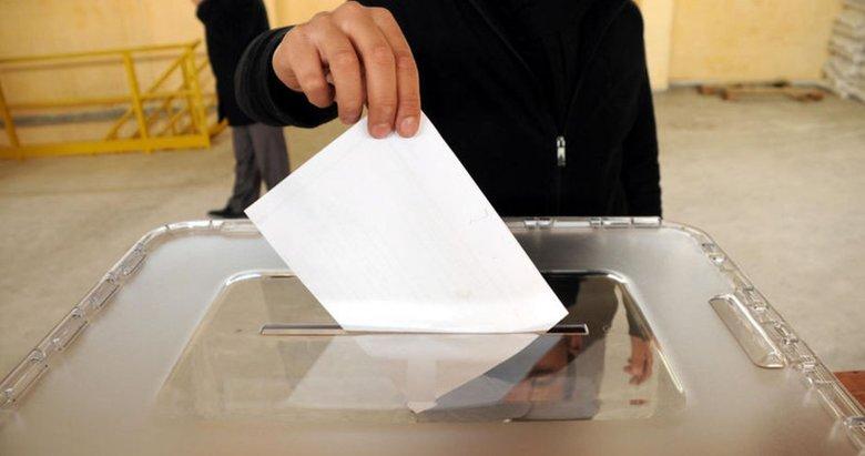 YSK seçmen sorgulama 23 Haziran! Nerede oy kullanacağım?