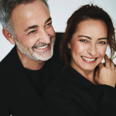 Kardeş Çocukları dizisinin Ümran'ı Ayça Bingöl ve dizinin Yıldırım'ı Mehmet Aslantuğ herkesi şok etti
