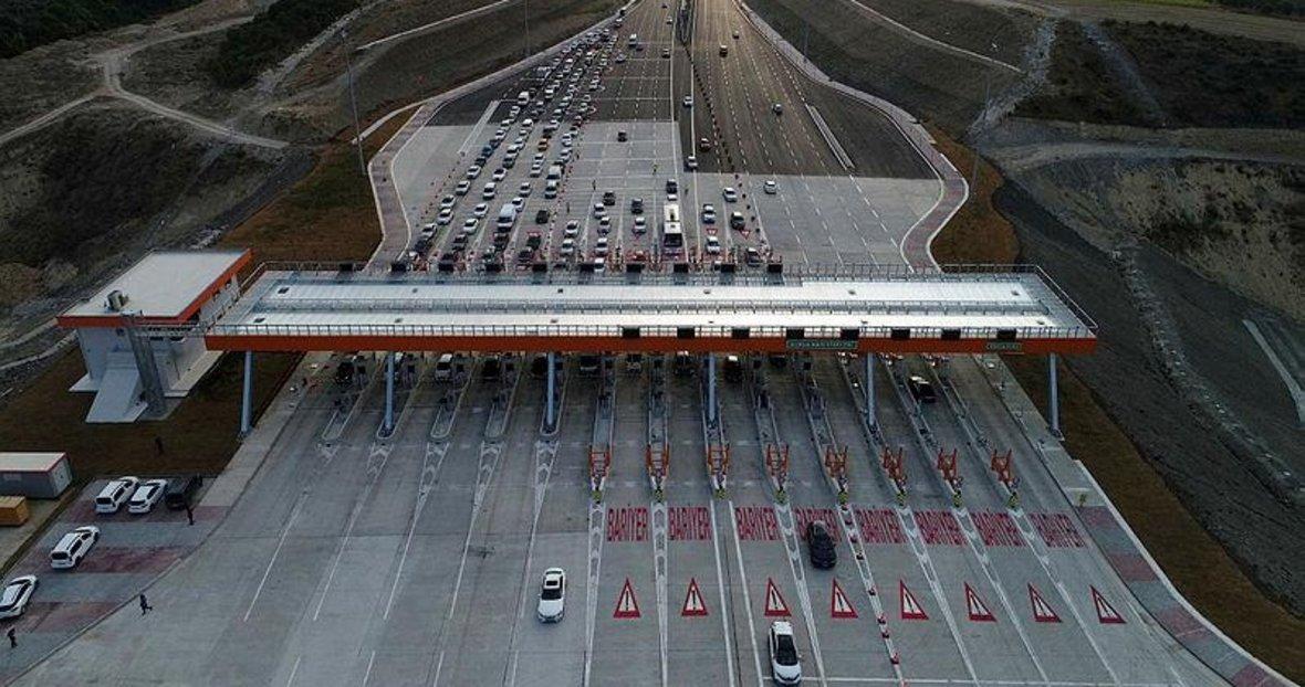 İzmir Otoyolu ve Osmangazi Köprüsü'nde garanti sayıları geçildi - İzmir Haberleri