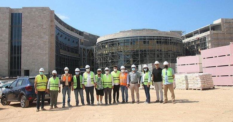 Nüfusu üçe katlanan Bodrum'a yeni hastane yapılıyor