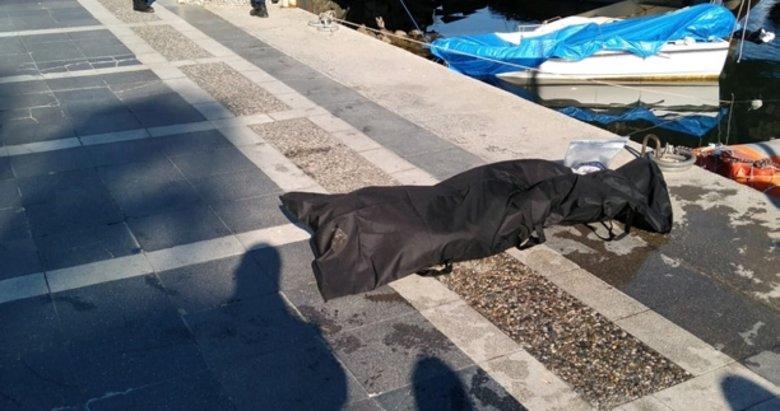 Muğla'da derede erkek cesedi bulundu