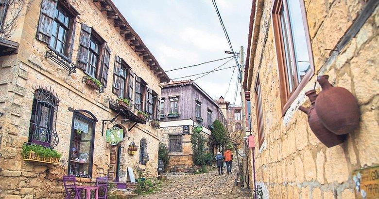 Pandemiden sonra köyleri keşfe çıkın