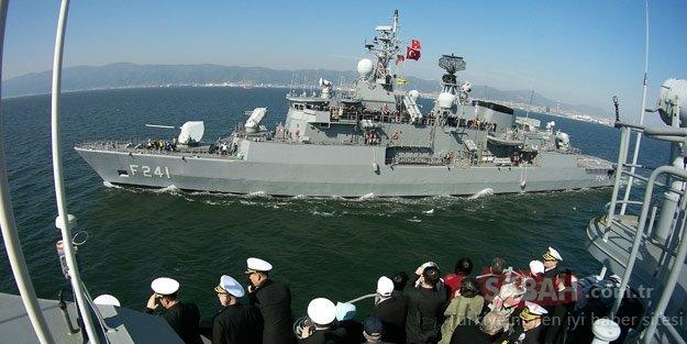 İşte ülkelerin askeri donanma güçleri! O liste açıklandı...