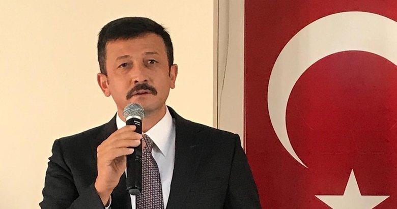 AK Parti'li Hamza Dağ: Kılıçdaroğlu'nun yoldaşları, Atatürk'ün askerlerini sindirmiş vaziyette