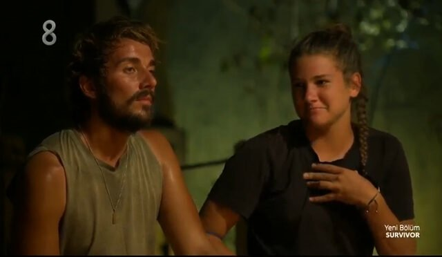 Survivor'da dikkat çeken açıklamalar! Nisa, Sercan hakkında konuştu!